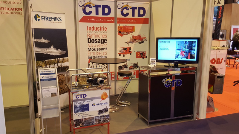 CTD at ExpoProtection