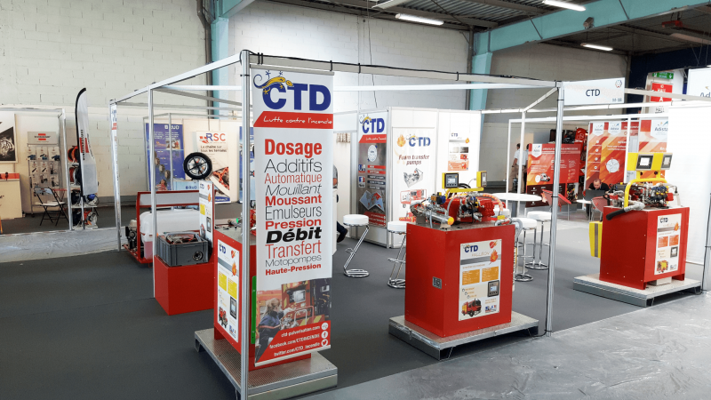 CTD at the 123rd National Fire Brigade Congress